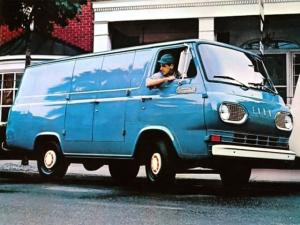 Ford Econoline Supervan 1967 года